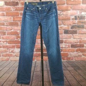 Matchstick Jeans Straight Leg J. Crew Racerbrook